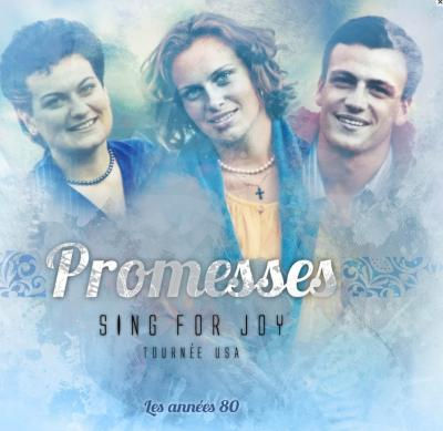 Promesses - Sing for joy