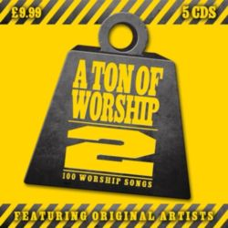 Compilation - A ton of worship 2 disc 5