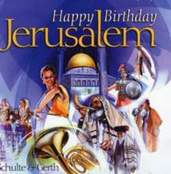 Schulte et Gerth - Happy Birthday Jerusalem