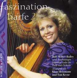 WOLTER-BAILEYJUDYJUDY WOLTER BAILEY - FASZINATION HARFE 2