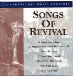 Divers artistes - SONGS OF REVIVAL
