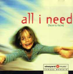 JANZEN CHRISJANZEN CHRIS - ALL I NEED