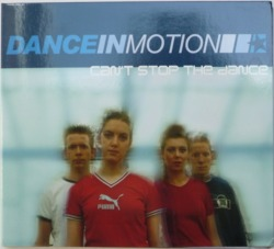 Dance In Motion - Can't stop the dance